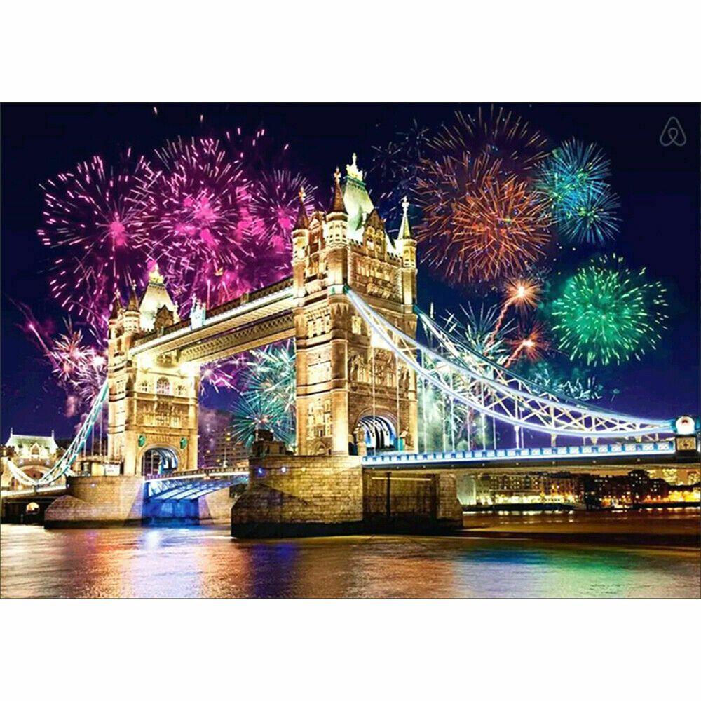 London Bridge kreatív gyémánt kirakó készlet
